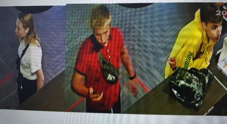 Трое неизвестных украли продукты и напитки из магазина в Саранске