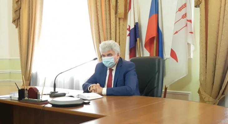 Мэр Саранска: ремонт дорог будет вестись до поздней осени