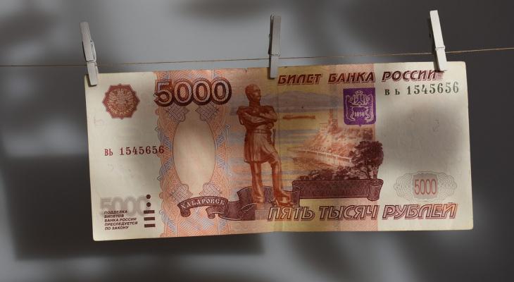 Жительница Саранска расплатилась фальшивкой в гипермаркете