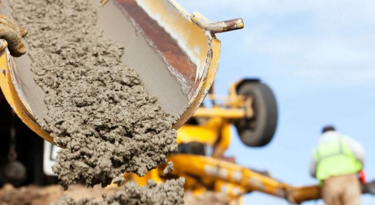 ПМД в бетоне: не надо ждать зимы для использования противоморозных добавок