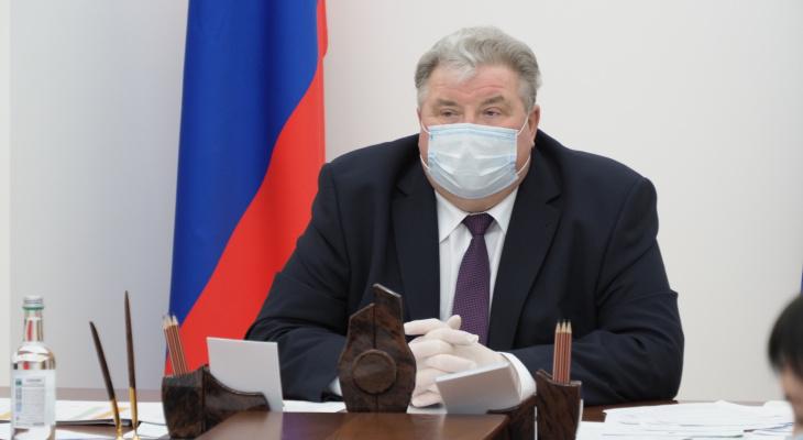 Глава Мордовии: «Если руководитель заинтересован в том, чтобы его предприятие работало, он должен соблюдать все санитарные правила»