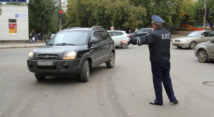 В Мордовии водитель без прав пытался откупиться от сотрудника Госавтоинспекции