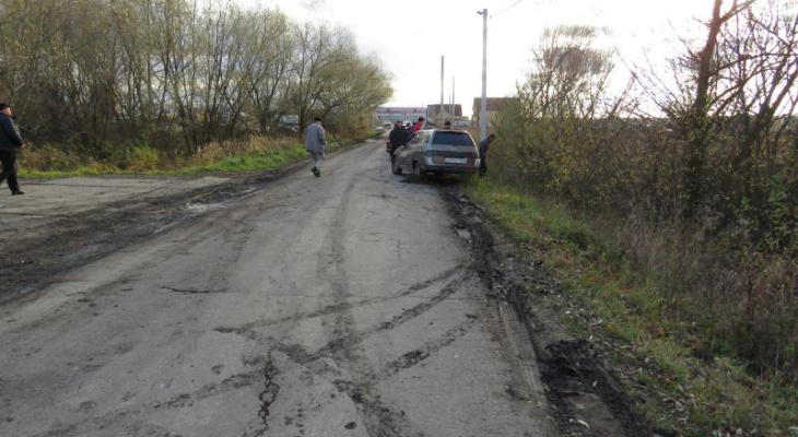 В Мордовии три школьницы попали в больницу из-за водителя-подростка