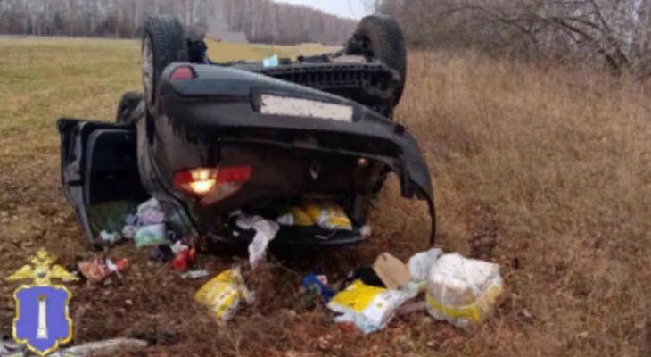 ДТП на трассе Саранск – Ульяновск: пострадали трое
