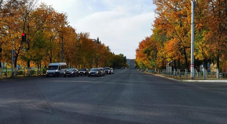Мэр Саранска прокомментировал перевод светофоров на трехфазный режим работы