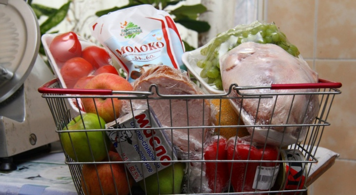 Жадный уголовник: житель Мордовии украл продукты и спрятал их от жены