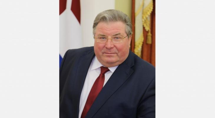 Глава Мордовии Владимир Волков подал в отставку