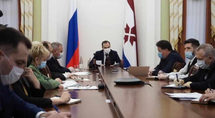 Врио главы Мордовии рассказал, как нужно изменить ярмарку в Саранске