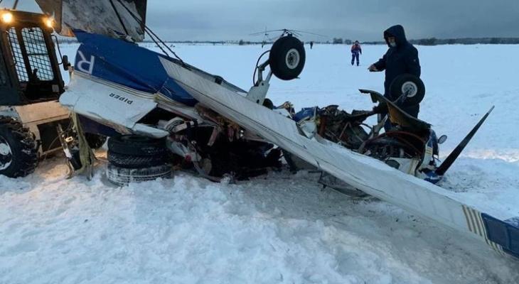 Под Петербургом столкнулись два легкомоторных самолета: есть погибшие