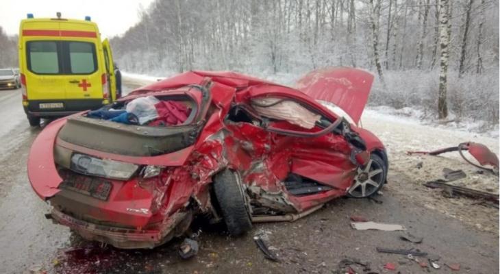 Страшное ДТП в Рязанской области унесло жизнь жителя Мордовии