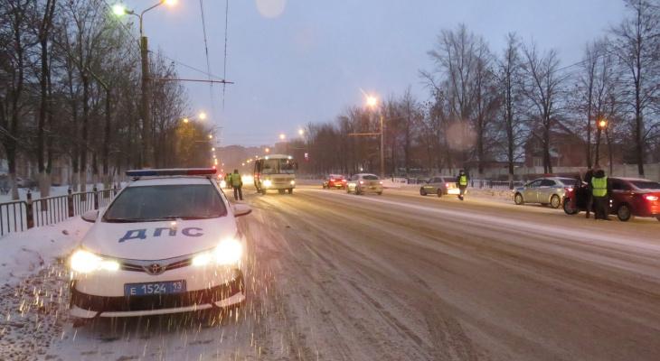 За 10 дней сотрудниками Госавтоинспекции Мордовии были выявлены тысячи нарушений ПДД