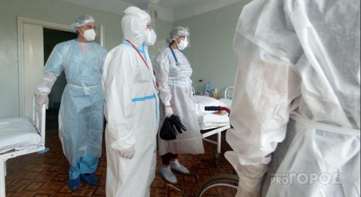 Выяснилось, сколько новых случаев коронавируса было зафиксировано в Мордовии за последние сутки