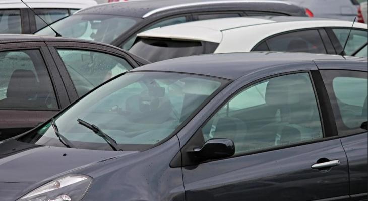 В юго-западной части Саранска временно запретят стоянку автомобилей