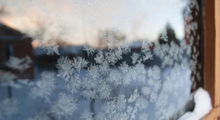 Синоптики: завтра в Саранске ударят 30-градусные морозы