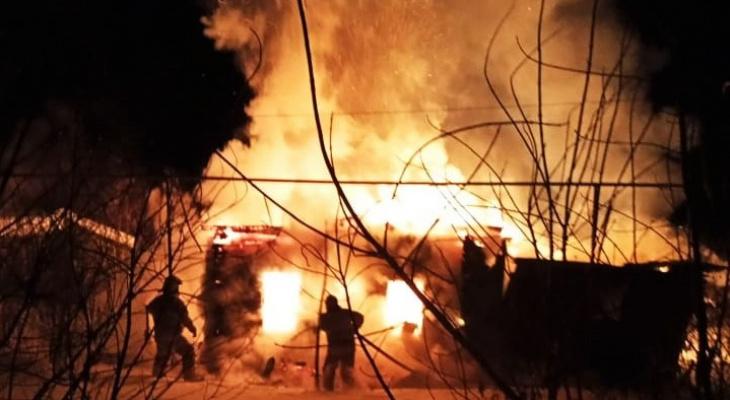 В МЧС Мордовии сообщили о новом мужчине, погибшем в пожаре