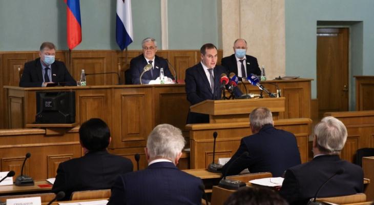 Выяснилось, как будет работать правительство Мордовии после отставки нынешнего состава
