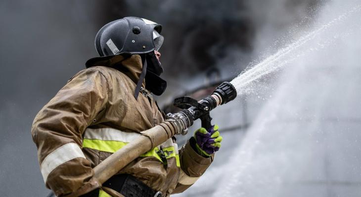 Житель Мордовии получил ожоги лица во время пожара