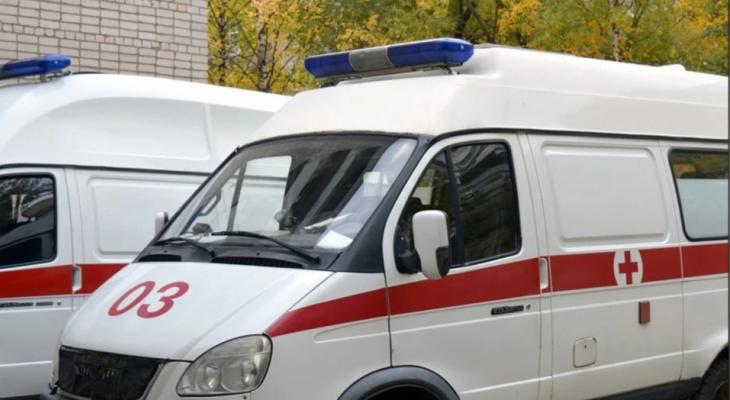 Жительница Саранска обгорела в огне во время пожара на кухне