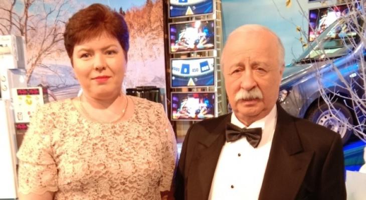 Учитель из Мордовии встретилась с Леонидом Якубовичем и сыграла в «Поле чудес»