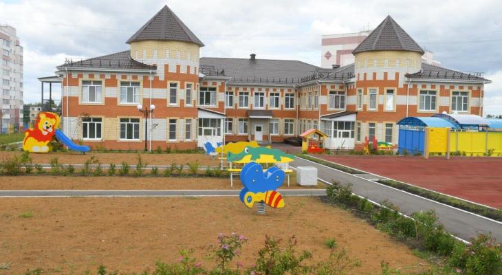 В Саранске будет построен детский сад на 240 мест с бассейном