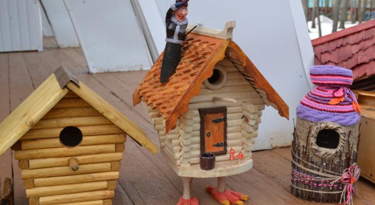 В Саранске победители конкурса «Птичий дом» показали лучшие скворечники