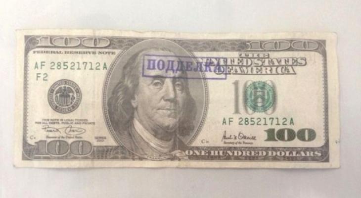Поддельные 100 долларов житель Мордовии нашел в читальном зале библиотеки