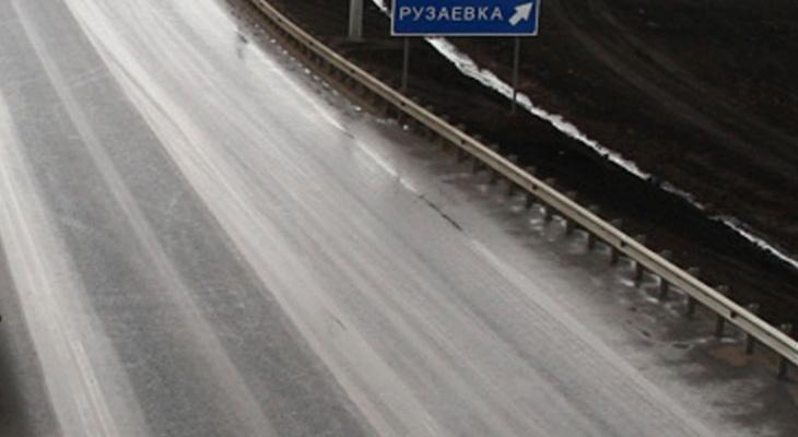 Дорога между Саранском и Рузаевкой может быть расширена до 4-х полос