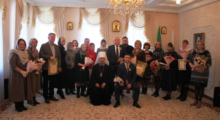 Медработники Мордовии получили награды от Русской Православной церкви