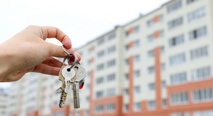 В Мордовии более 1000 детей-сирот ждут положенные им квартиры