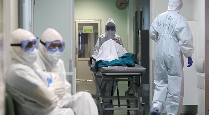 За сутки в Мордовии зафиксировали 36 случаев коронавируса, два человека скончались