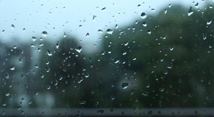 29 апреля в Саранске ожидается небольшой дождь, днем до +10