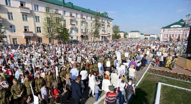 В Мордовии акцию «Бессмертный полк» 9 мая проведут в онлайн-формате