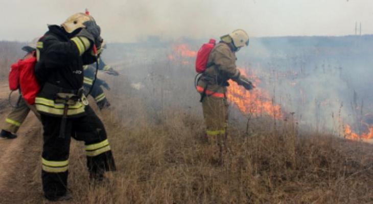 В Мордовии огнем уничтожено более десяти строений