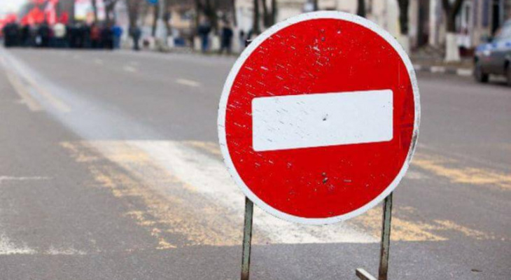 В Саранске 2 и 11 мая ограничат движение транспорта