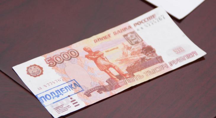 Житель Саранска попытался заплатить за квартиру фальшивой банкнотой