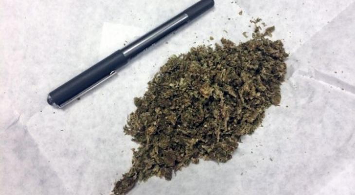 Житель Саранска спрятал марихуану в пачке сигарет