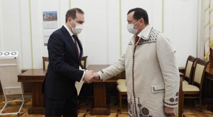 Будет создана государственная программа по развитию культуры народа Мордовии