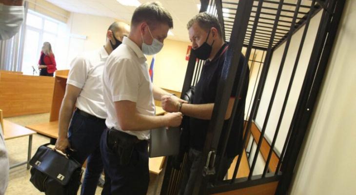 Суд в Саранске отказал в изменении меры пресечения экс-зампреду правительства Мордовии