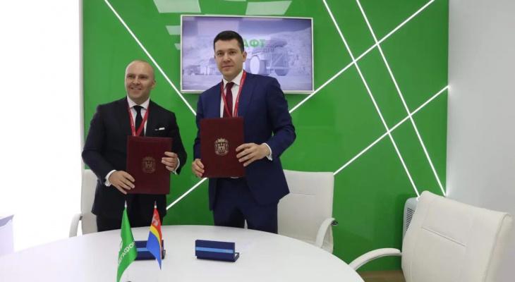 МегаФон стал партнером Калининградской области в развитии инновационных сервисов