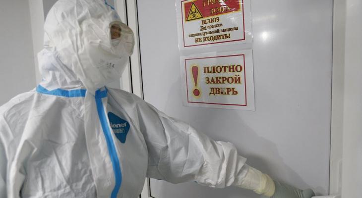 В Мордовии от коронавируса умерла женщина в возрасте 100 лет