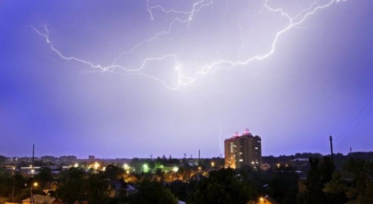 7 июня в Мордовии ожидается облачная погода, возможны грозы