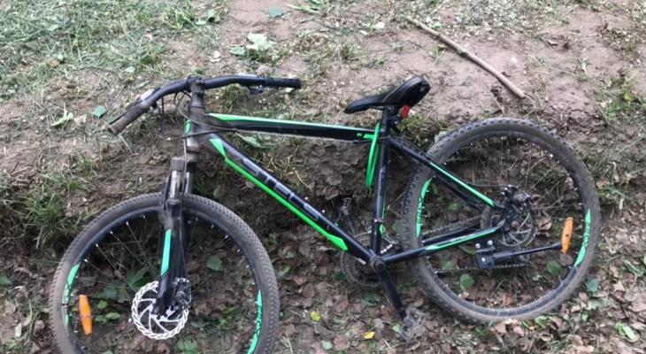 Водитель «Калины» в Мордовии сбил 12-летнего велосипедиста на Петрова