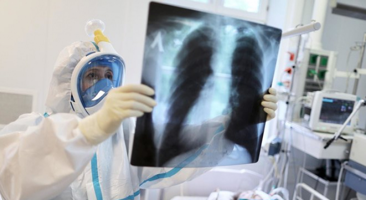 За сутки в Мордовии число выписанных превысило количество заразившихся коронавирусом