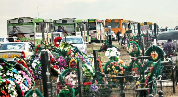 Маршруты автобусов до Ключаревских кладбищ будут организованы в Саранске 19 июня