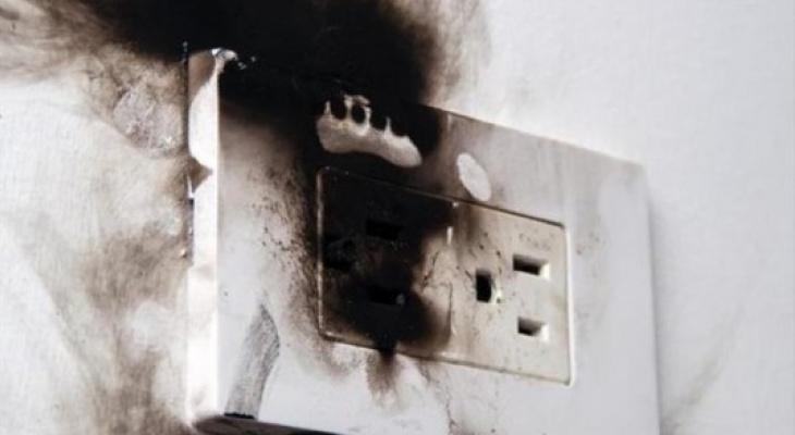 Загоревшийся в Николаевке трансформатор оставил без техники жильцов 5 частных домов