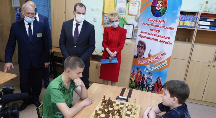 Артём Здунов оценил условия отдыха детей в Саранске