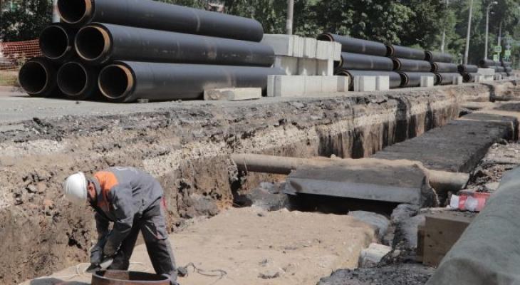 Т Плюс вложит 5 млн рублей в модернизацию теплосетей по улице Гожувская в Саранске