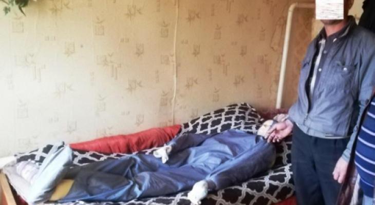 В пьяной ссоре житель Мордовии сломал знакомой ногу, прыгнув на неё