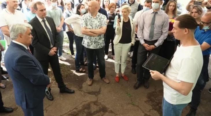 Артём Здунов объявил о новой традиции на День города
