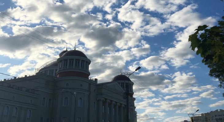 Синоптики рассказали, какая погода будет в Саранске 12 июля